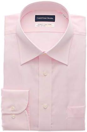 [CHRISTIAN ORANI] ワイドカラースタンダードワイシャツ オールシーズン用 LTC2504E
