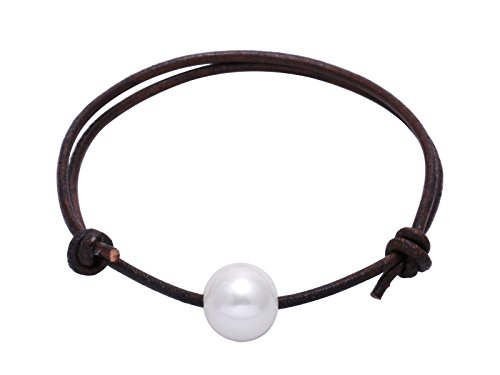 Single Pearl Bracelet - 4