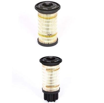 amazon com: 3611274-3577745 genuine perkins fuel filter and pre-fuel filter:  automotive