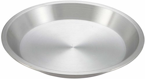 Winco APPL-10 Aluminum Pie Pan, 10-Inch 10' Aluminum Pie Pan