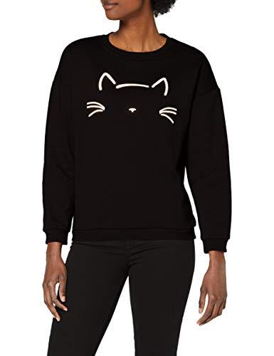 Mavi CAT PRINTED SWEATSHIRT dames sweater