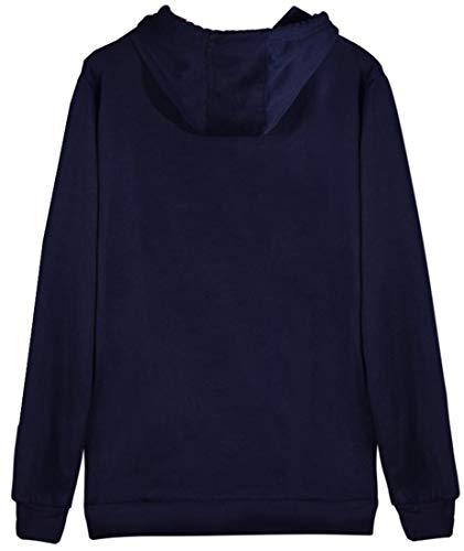 A Tinta Blu Per Pullover Logo Felpa Fashion Alla Unita Marshmello Marino Maglione Music Pop Cool Rap 5 Uomo Primavera Casuale Con Sportivo OSUqx7Rw
