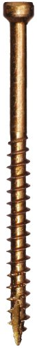 GRK FTHS8318-5 Trim Pro FIN 8 by 3-1/8-Inch Head Screws, 514 Screws per ()