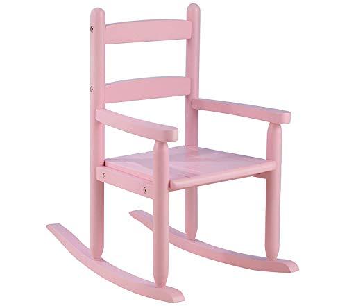 - Premium 2-Slat Rocker - Pink