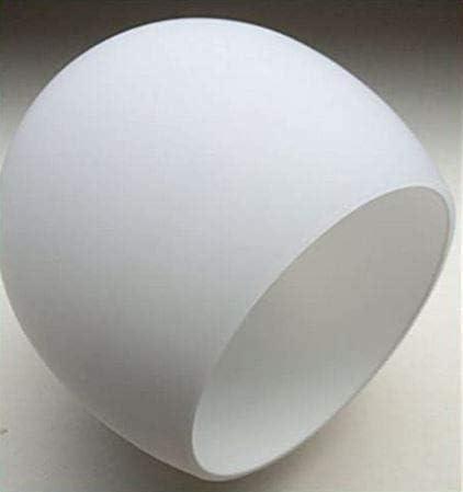 Breite an der Basis: 13 cm Durchmesser Glas Ersatz /Öllampe Schornstein Haube Lampenschirm H/öhe: 14 cm Maximaler Durchmesser: 14 cm. KLEINE WEI/ßE GLAS SCHORNSTEIN