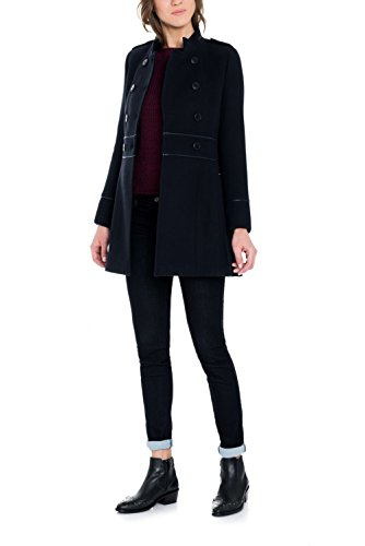 Salsa - Pull en tricot épais - Femme - Bordeaux