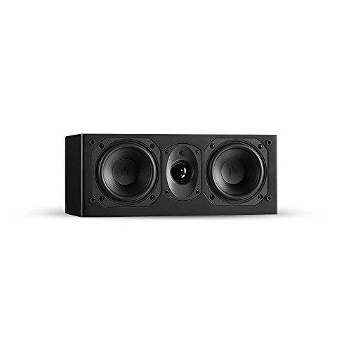 Aperion Audio Intimus 4C Center Channel Speaker (Stealth Black)