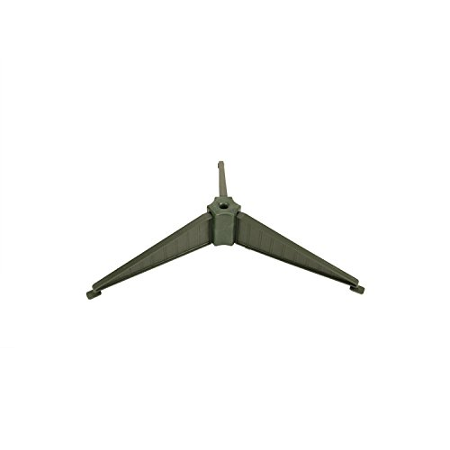 Northlight Green Plastic Christmas Tree Stand for 3' - 4' Artificial Trees