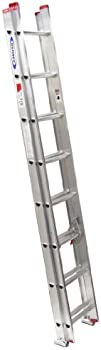 Werner 16-ft Aluminum 200-lb Ladder