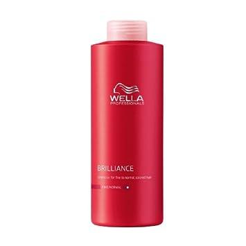 Wella Care Brilliance Shampoo feines-normales Haar SET 3 x 1000ml