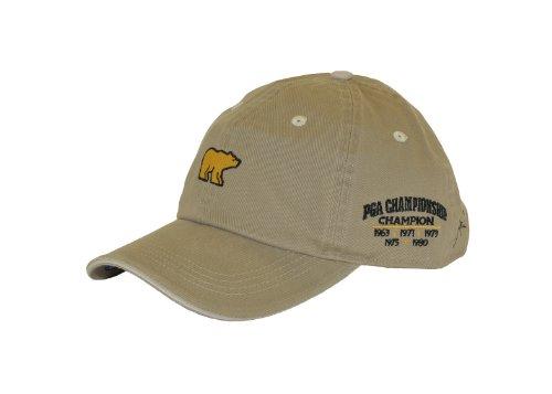 JACK NICKLAUS GOLDEN BEAR 18 MAJORS PGA CHAMPIONSHIP HAT