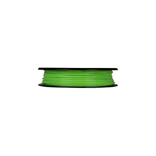 MakerBot PLA Filament, 1.75 mm Diameter, Small Spool, Neon Green