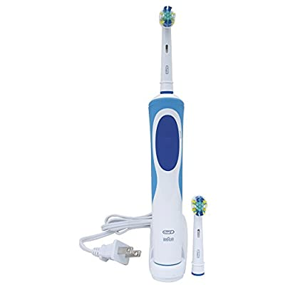 Oral-B Vitality Floss Action Rechargeable Electric Toothbrush (Packaging May Vary)
