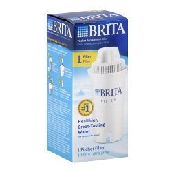 (Package Of 7) Brita OB03 Replacement Pitcher Filters (1-Pack)