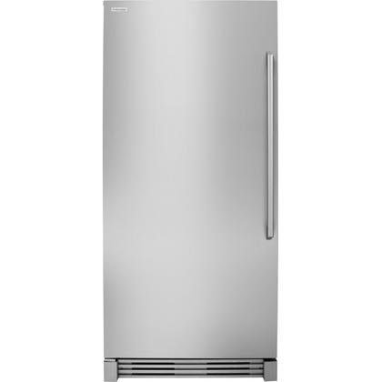 Electrolux EI32AF80QS IQ-Touch 18.6 Cu. Ft. Stainless Steel Upright Freezer (Maker Steel Stainless Electrolux Ice)