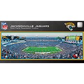 MasterPieces NFL Panoramic Sports Puzzle, Yellow, 8