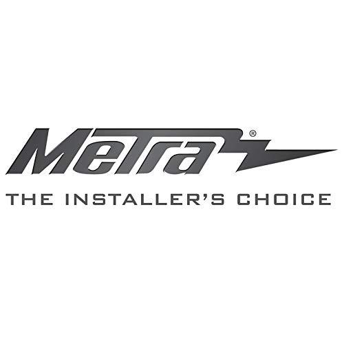 Metra 95-3005 Double Din Dash Kit for Select Chevrolet Astro /& GMC Safari 1996-2005