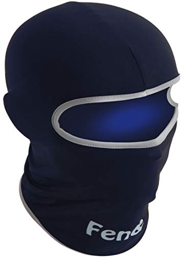 (Balaclava - Ski Mask - Windproof Face Mask for Outdoor Sport is Multifunctional, Highly Comfortable, Light and Thin Protection in Cold and Hot Weather Color Dark Blue.)