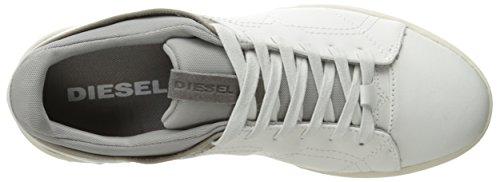 Diesel Mænds Stud-v S-studdzy Blonder Mode Sneaker Beskidt Hvid / Paloma SmEa3