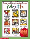 Quick-and-Easy Math, Patsy F. Kanter, 0590535552