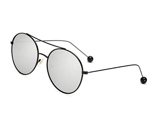 viajar de Guay Black Fashion al de Men sol libre Decoration Eyewear para Women sol UV400 Gafas Protection Frame Gafas Metal aire Huyizhi Rw40qw