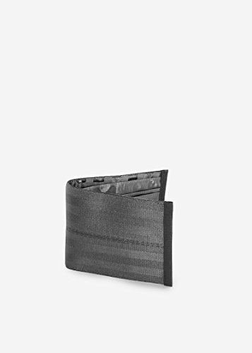 Billfold Storm Harveys Gray Harveys Storm Seatbelt Harveys Billfold Wallet Gray Seatbelt Wallet 8qRSHX