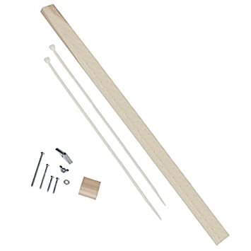 Kidco Stairway Gate Installation Kit   No Drilling