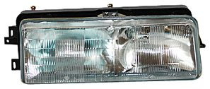 TYC 20-1940-00 Buick Century Passenger Side Headlight Assembly