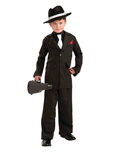 Forum Novelties Children's Littlest Gangster Costume