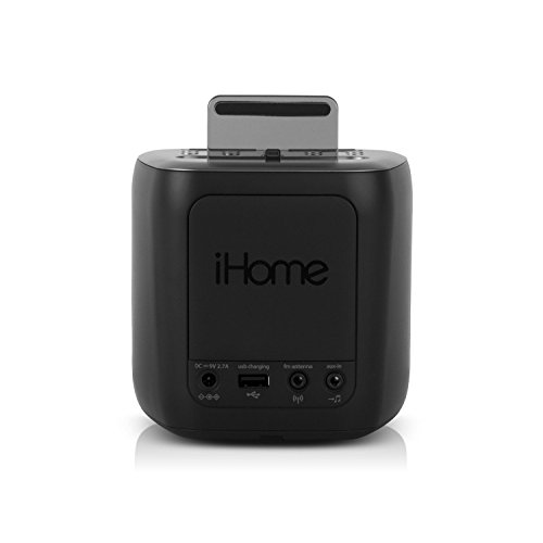 ihome adapter for iphone 6 ihome ipl24 dual alarm fm clock radio with lightning 17320