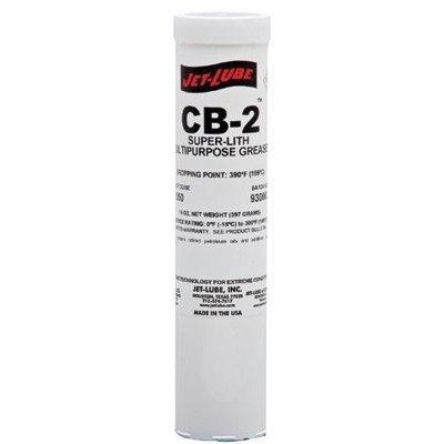 CB-2 Multi-Purpose Grease - cb-2 14oz cartridge super-lith multi purpo [Set of 10]