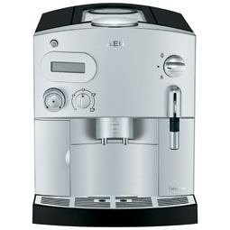 GroBartig AEG CaFamosa CF 400 Typ 791 Kaffeevollautomat Aluminium
