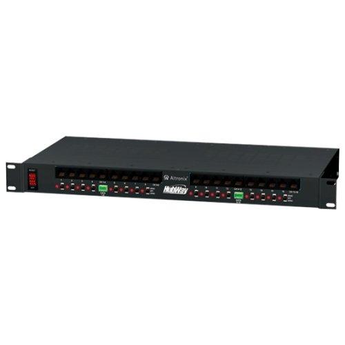 Passive UTP Hub W/Power 16 (16 Channel Utp Hub)