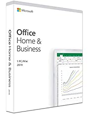 Microsoft Office 2019 Home & Business, 1 Year Subscription 1 User