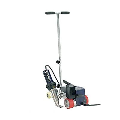 WELDY AC220V Roofer RW3400 Automatic Roofing Hot Air Welder with 40mm Overlap Nozzle (Roofer RW3400)