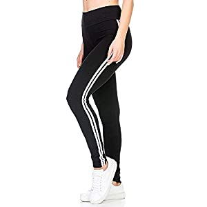 FITG18 Women's Slim Fit Jeggings (Black, Free Size 28-34 Inch) -pack of 2