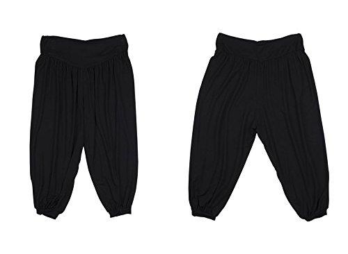 Lofbaz Kids Harem Thai Aladdin Bohemian Baggy Hippy Rayon Spandex Long Children Pants