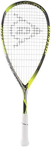 Dunlop Hyperfibre+ Squash Racquet Series(Evolution, Evolution Pro, Revelation 135, Revelation Junior)