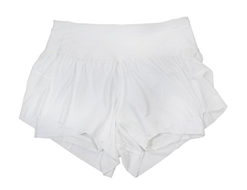 Lululemon White Squad Goals - Shorts White Lululemon