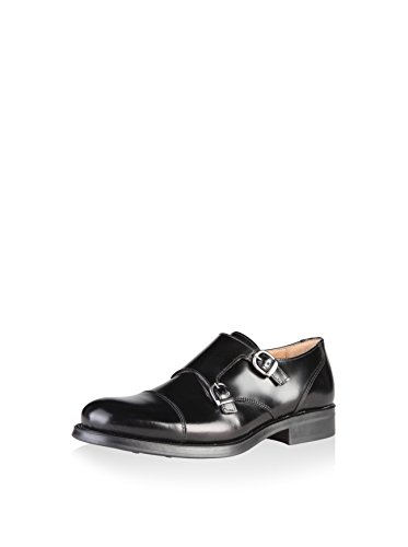 Made In Italia Zapatos Monkstrap Negro EU 41