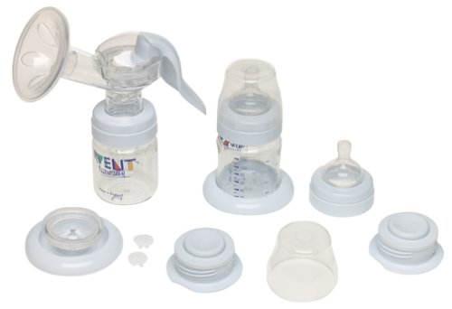Isis breast pump