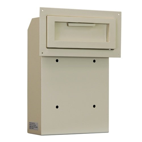 Protex Through-The-Door Locking Drop Box (WSS-159) ()