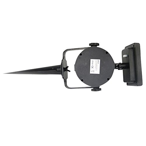 ️ Yu2d ❤️❤️ ️Solar Garden Party Lights Outdoor Landscape Path Yard Rotating Projector Light]()