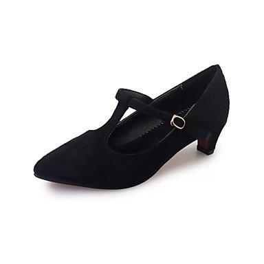 Cómodo y elegante soporte de zapatos Botas para mujer otoño invierno comodidad sintética Casual cremallera tacón bajo negro marrón, verde, otros verde