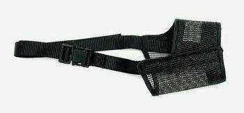 Best Fit Muzzle - Black (Size 4)
