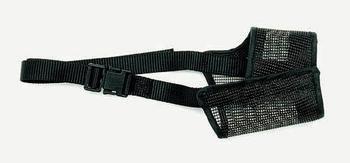 Best Fit Dog Muzzle (Best Fit Muzzle - Black (Size 4))