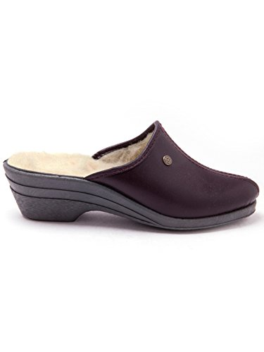 Marine fourrées Mules pure Thermovitex laine YxwIq6F0nP