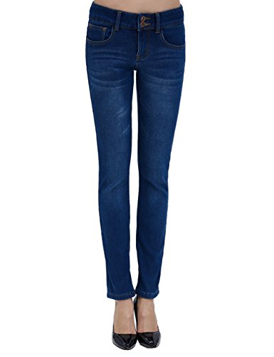 winter thermal jeans - 9