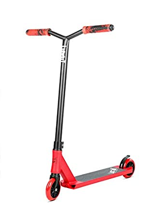 Limit 66 (Black/Red) Patinete,Scooter Freestyle: Amazon.es ...