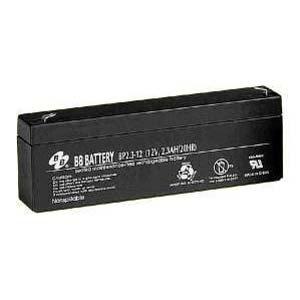 b b battery 12v 2 3ah battery t1 terminal bp2 3 12 t1 home audio theater. Black Bedroom Furniture Sets. Home Design Ideas